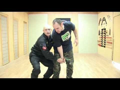 Karate Master USA VS  Systema Spetsnaz