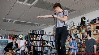Monika: NPR Music Tiny Desk Concert
