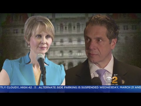 'Sex And The City' Star Kicks Off Campaign Against Gov. Cuomo thumbnail