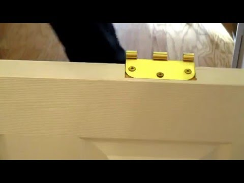 How to Hang a Door That is NOT Prehung