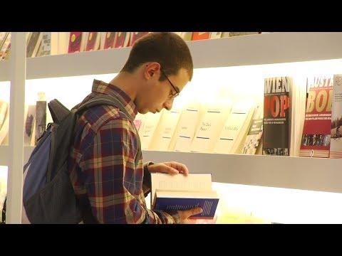 Frankfurter Buchmesse: Die Deutschen lesen immer mehr Bücher