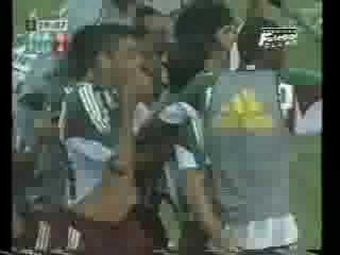 Final Taça Rio 2005 - Flu 4x1 Fla - 4º Gol video