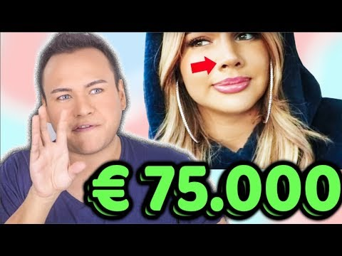 Shirin David  €75.000 Beauty OP's | Meine Meinung