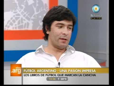 Vivo en Argentina - Deportes: Fútbol en libros - 27-12-11
