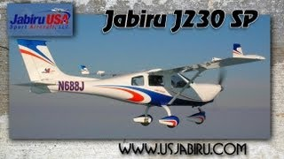 Jabiru Aircraft, Jabiru J230 SP light sport aircraft from U.S. Jabiru in Shelbyville, Tennessee USA.