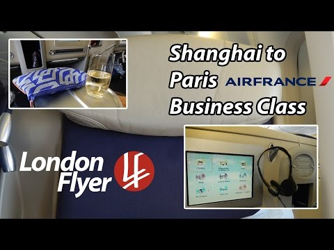 Thanks for watching my new Air France video. I was supposed to have been on the new business class for this route, however due to an aircraft change I travelled on an even older business product....