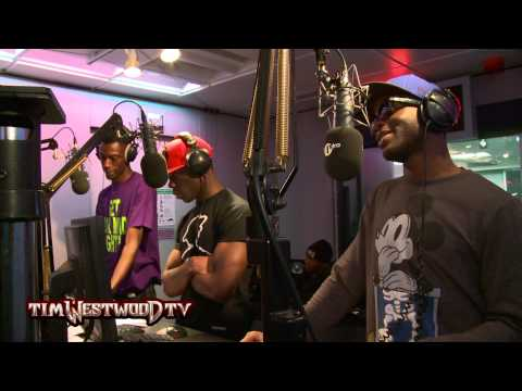 Westwood: C-Don, Flava, Kwamz, A-Star & Silva - Interview | Afro Beatz, Azonto