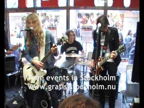 Dundertåget - Ifrån Mig Själv - Live at Bengans, Stockholm, 4(4)
