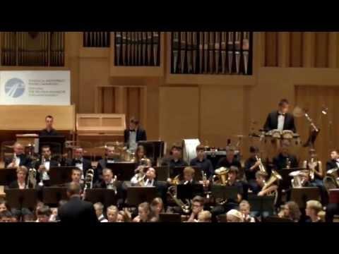 Wspólny Koncert Dwóch Orkiestr Dętych W Filharmonii Opolskiej 5 Lipiec 2013 R