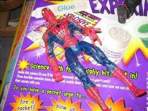 Spiderman 4 Toy Movie Part 3
