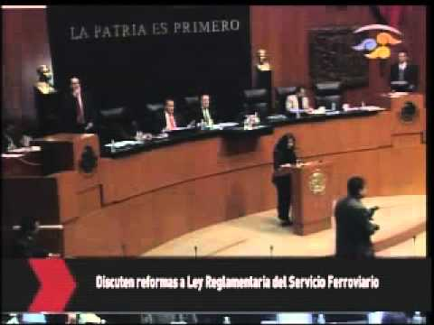 Entregan a Diputados documentos sobre el tren México-Querétaro