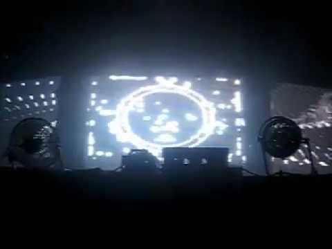 Aphex Twin Complete Live Set - Future Music Festival, Perth, 2012