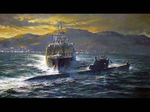 Гибель советской подводной лодки С-178 в результате тарана