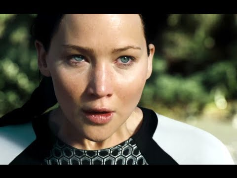 The Hunger Games: Catching Fire - Official Trailer (HD) Jennifer Lawrence