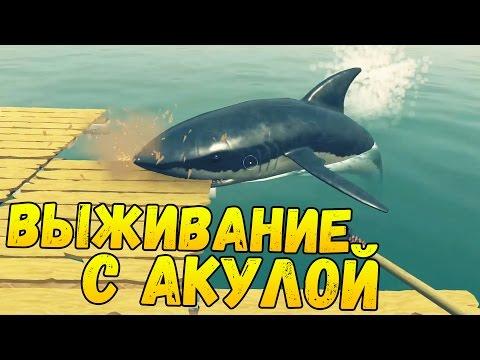 ВЫЖИВАНИЕ С АКУЛОЙ - RAFT