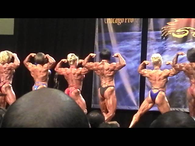 Wings of Strength Chicago Pro Womens IFBB Bodybuilding
