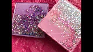 I Heart Revolution Glitter Palettes / Revolution PR Haul