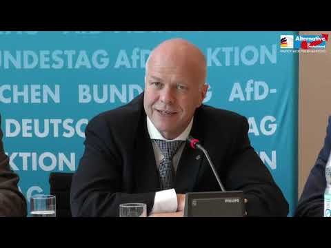 Reform des Gesundheitssystems - Vorstellung der Eckpunkte der AfD-Fraktion