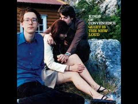 Kings Of Convenience - Girl From Back Then