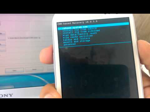 Samsung Galaxy s3 for Metropcs how to root