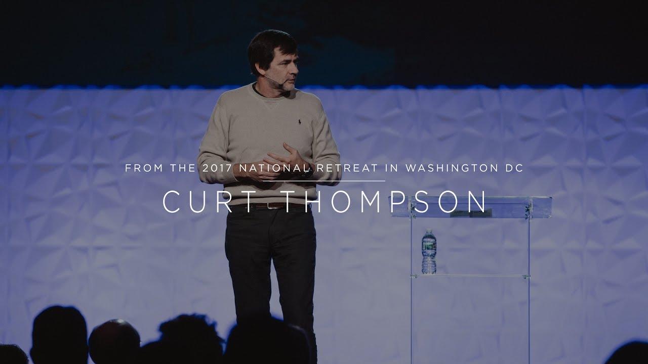 Curt Thompson - New Canaan Society 2017 National Retreat - Talk #2
