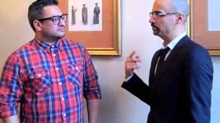 Junot Diaz on winning The Sunday Times EFG Private Bank Short Story Award 2013