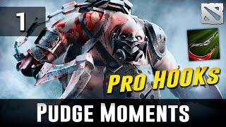 Dota 2 Pudge Moments Ep. 1 [Pro Hooks]