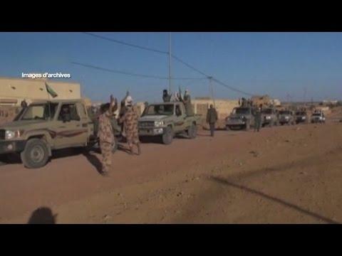 Mali, Attaque d'un convoi de véhicules à Gao