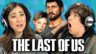 THE LAST OF US: PART 1 (Teens React: Gaming)