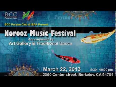 Norooz Music Festival video