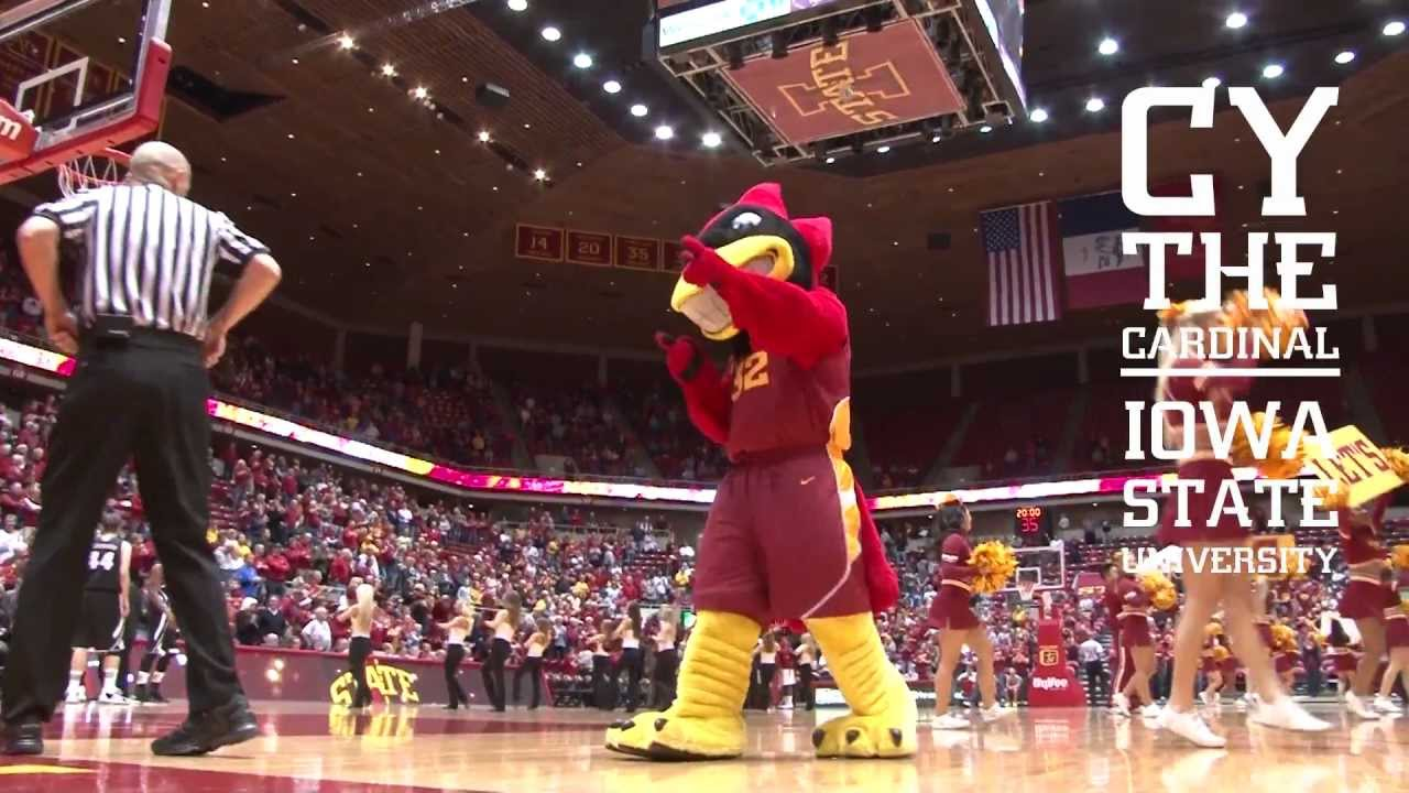 Cy 2013 Iowa State Mascot Capital One Nomination Video
