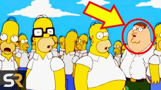25 Simpsons Easter Eggs That Everybody Missed