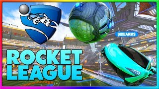 We are TOXIC | Rocket League