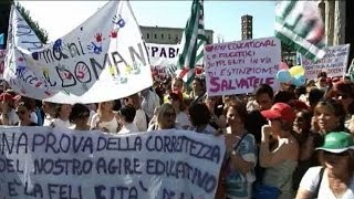 Caos a Roma, scioperano i 24mila dipendenti comunali