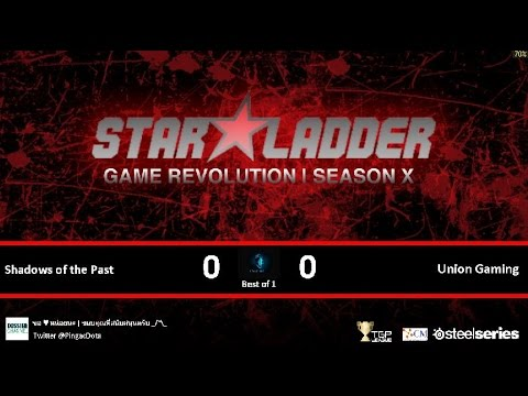 Dota2 - Shadows of the Past vs Union Gaming [SLTV-X] Caster Pingac