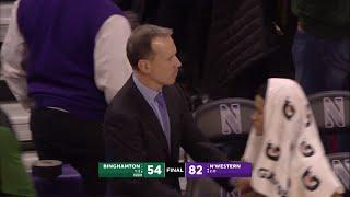 Men's Basketball - Binghamton Game Highlights (11/16/18)
