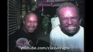 NYC street freestyle - Wildman SB & 3D w/ JH the Master - NYC Classic