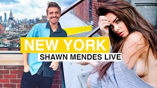 Shawn Mendes live in New York (Sophie & Joakim)