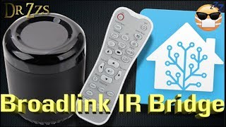 Using IR Remote Controls in your Smart Home - Home Assistant and the Broadlink RM