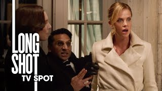 "Long Shot (2019 Movie) Official TV Spot ""Hilarious"" – Seth Rogen, Charlize Theron"