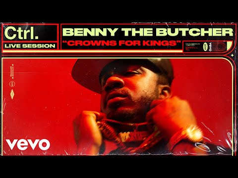 "Benny the Butcher - ""Crowns for Kings"" Live Session 