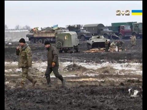 Нелюдські умови життя на полігоні під Миколаєвом