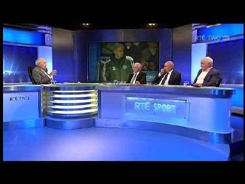 Panel debate on José Mourinho | RTÉ Soccer