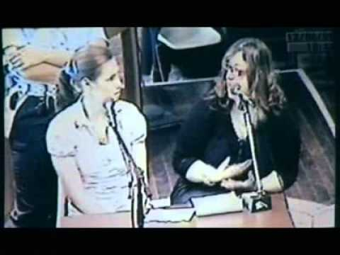 Amanda Knox Trial Testimony, Part 1 English