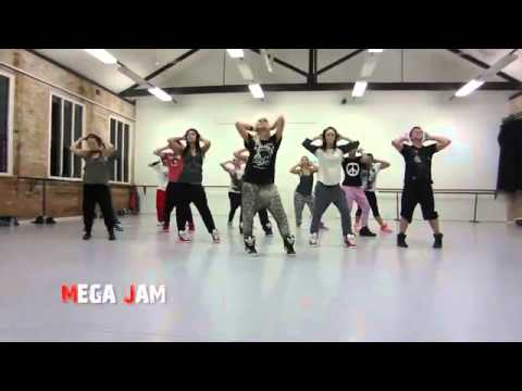 Live It Up Jennifer Lopez ft Pitbull choreography by Jasmine...