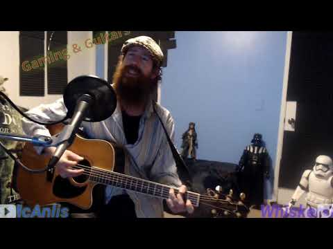 Led Zeppelin Hey what can I do over the hills and far away acoustic cover by Eric Whiskers McAnlis MP3