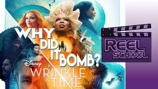 A Wrinkle in Time Movie Review: Why did it Bomb?