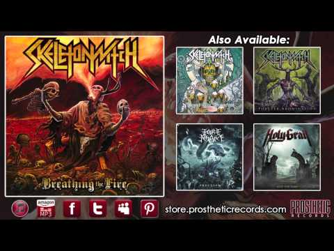 Skeletonwitch - Gorge Upon My Soul