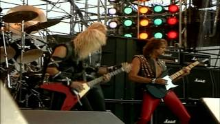 Judas Priest - LIVE AID (Philadelphia 1985)