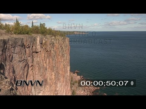 Palisade Head video, Lake Superior - North Shore - Part 1